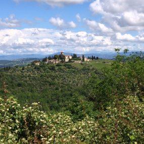 tuscany: green hills & old cities, wine & food… & david!