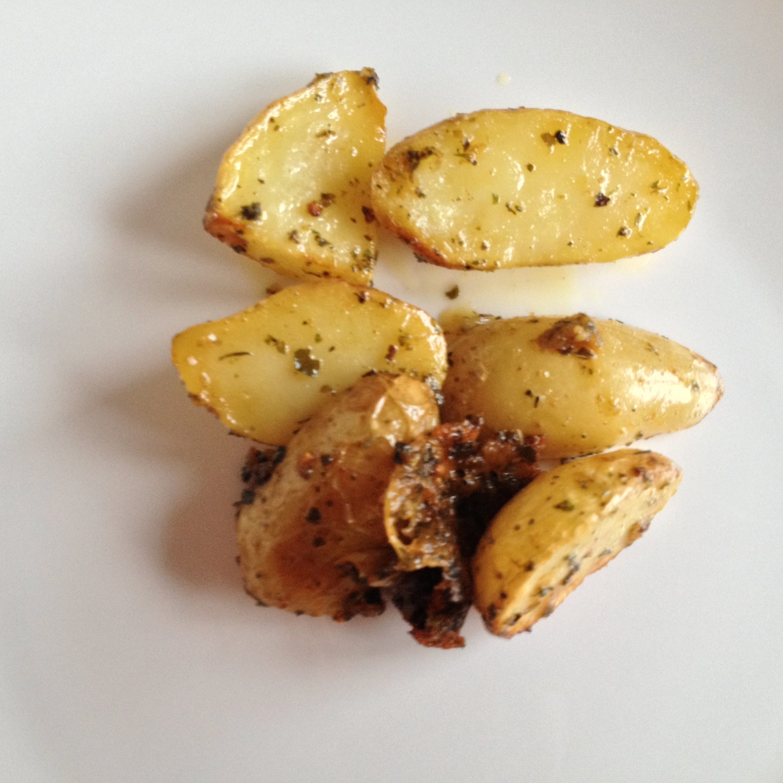 …obsessed w/ potatoes…