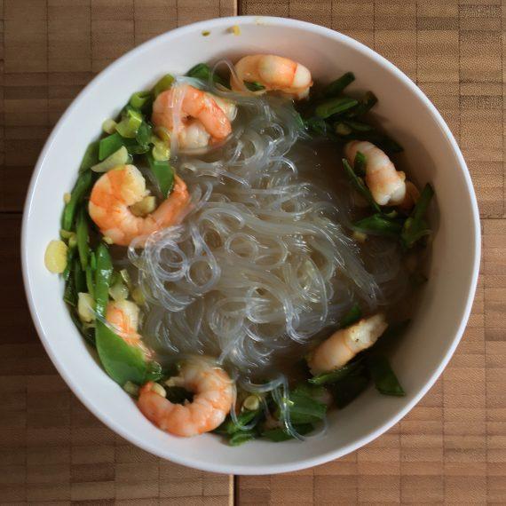 …more asian soup…