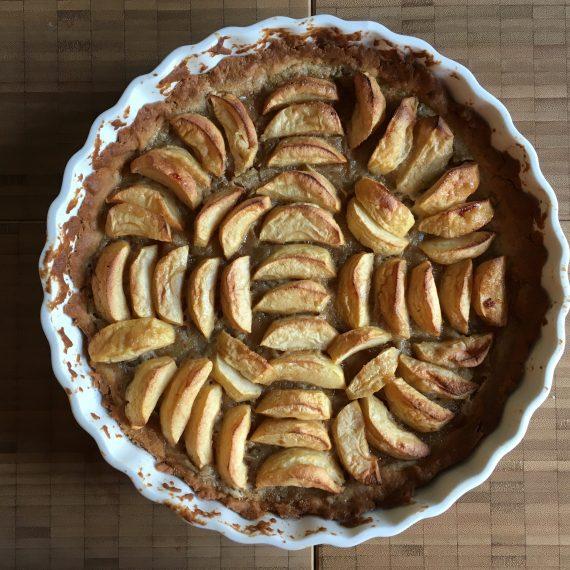 another apple tart
