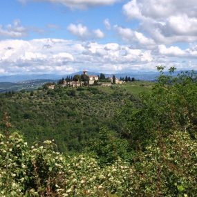 tuscany: green hills & old cities, wine & food… & david!