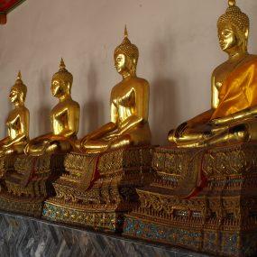 bangkok – home of the golden buddhas