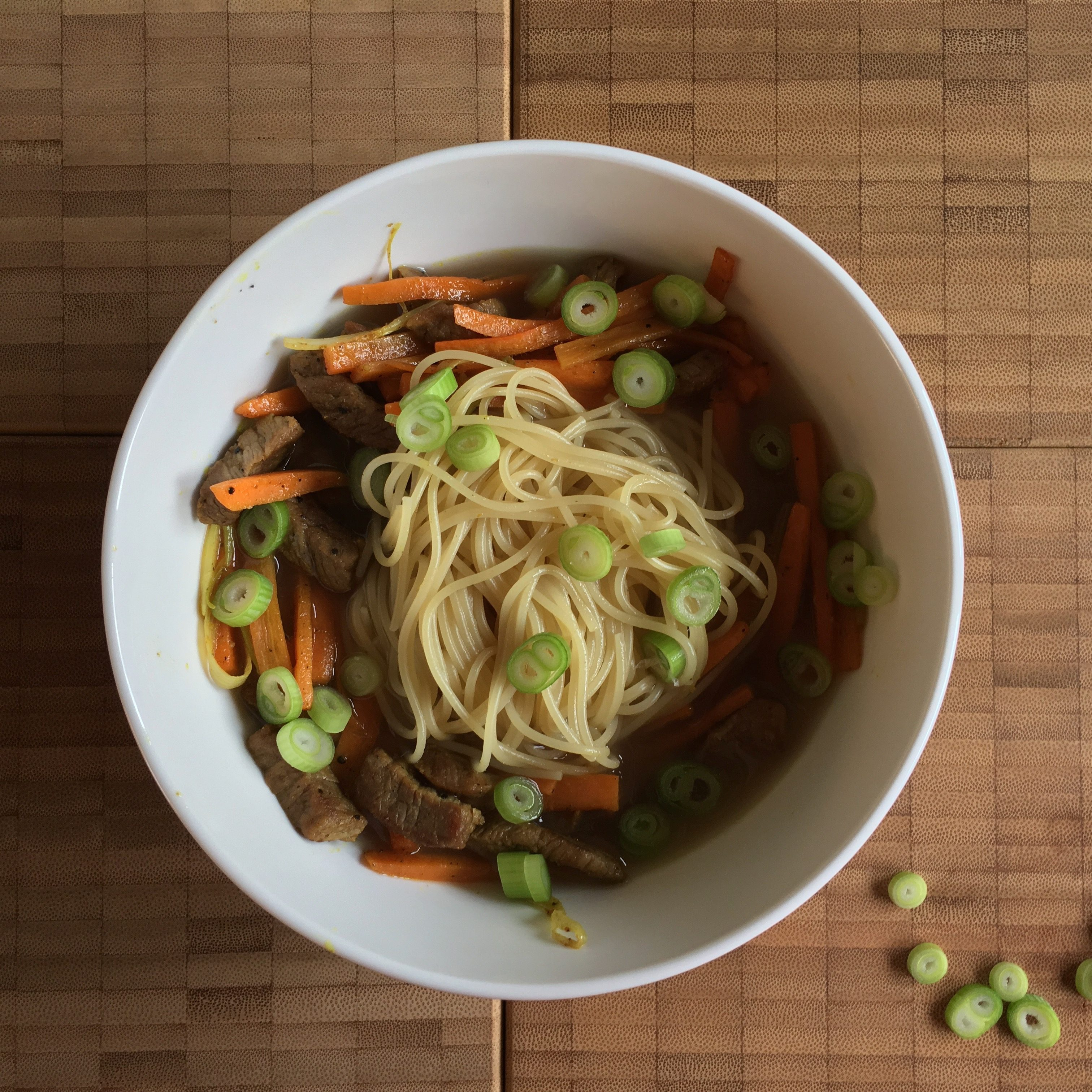 fond & suppe - einmal asiatisch!