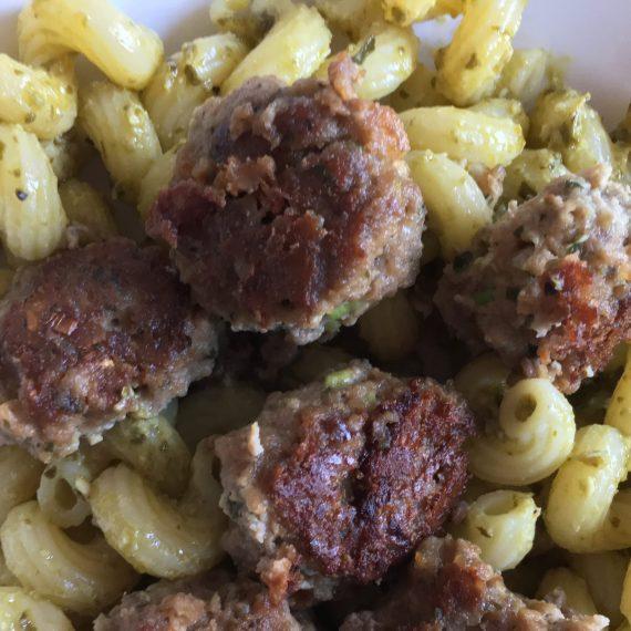 pasta, pesto, pecorino… fleischbällchen – alle lieben pasta!