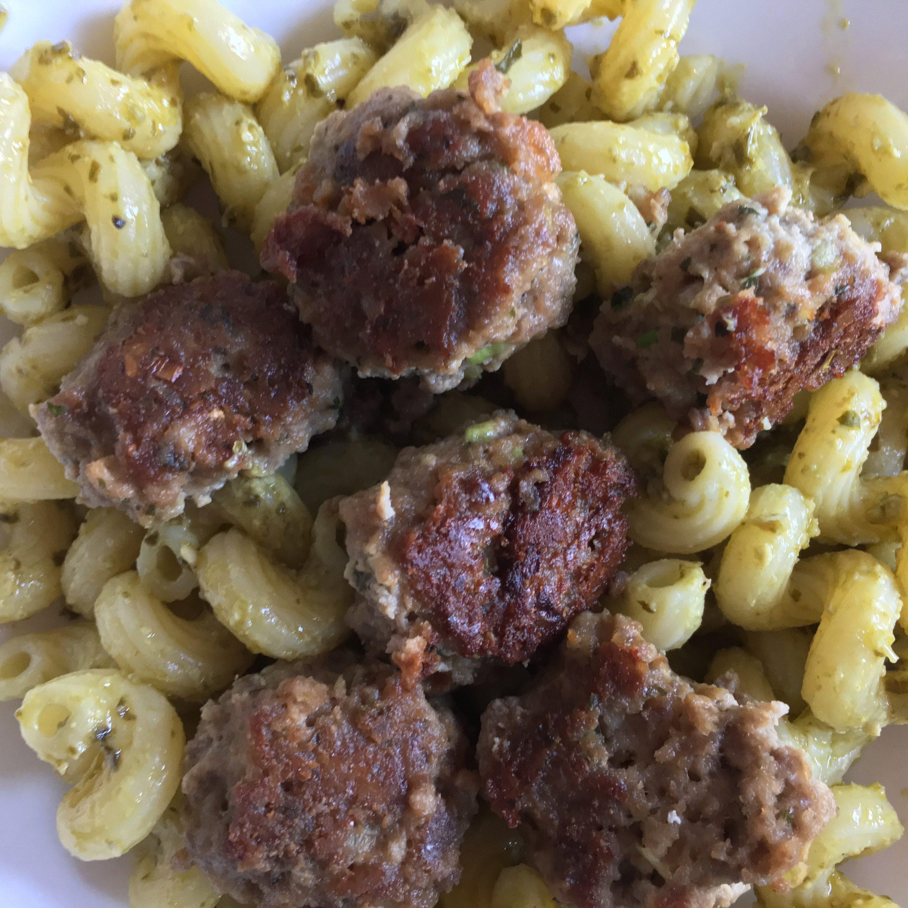 pasta, pesto, pecorino... fleischbällchen – alle lieben pasta!