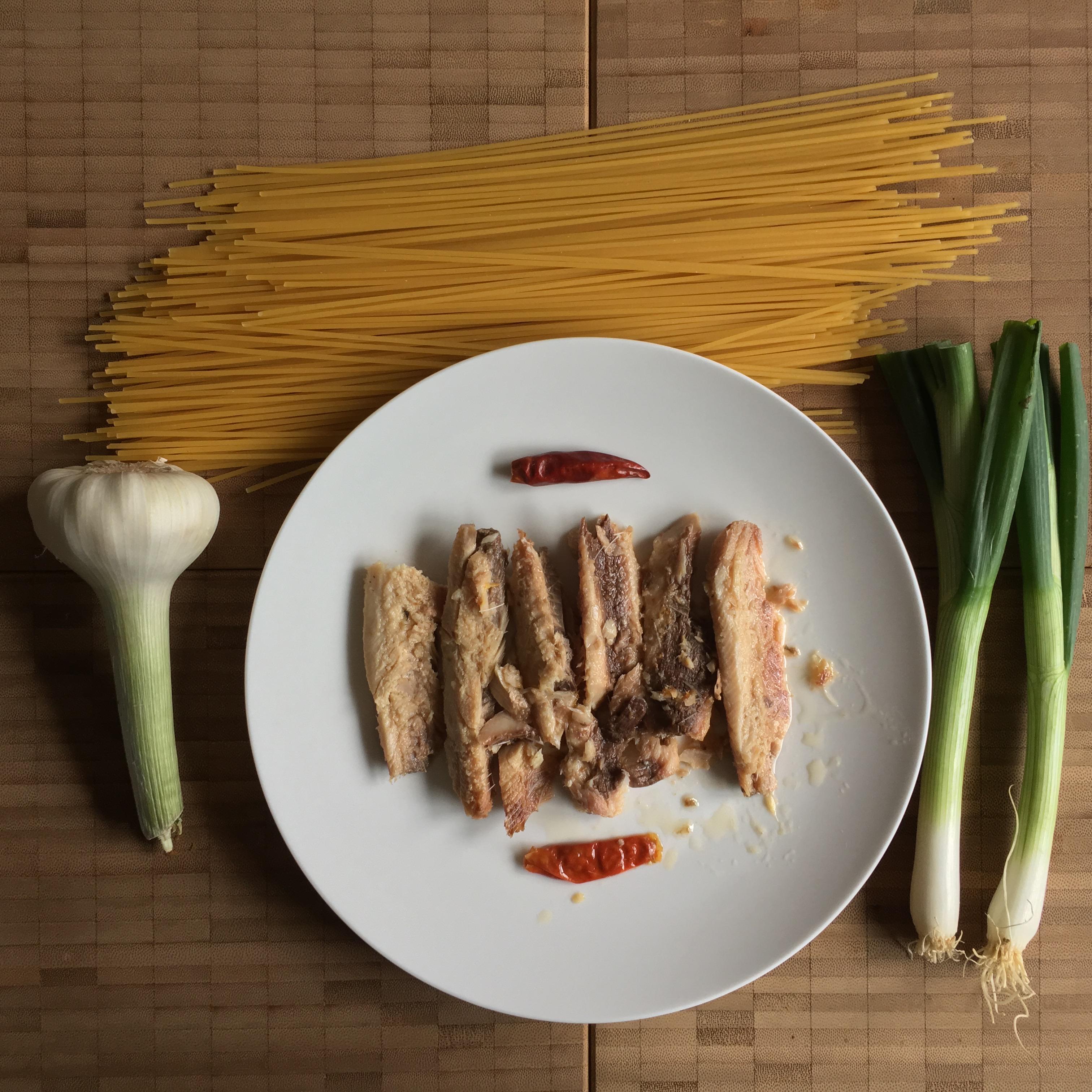 spaghetti all'ammiraglio…