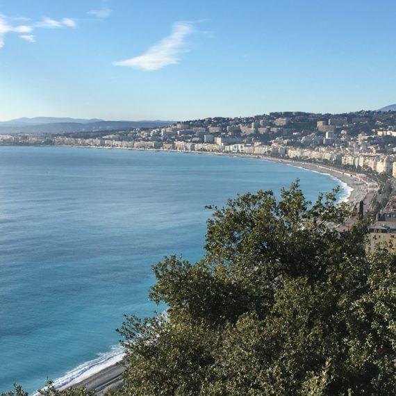 Nizza im Dezember…