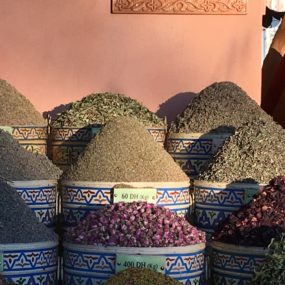 about spices & herbs