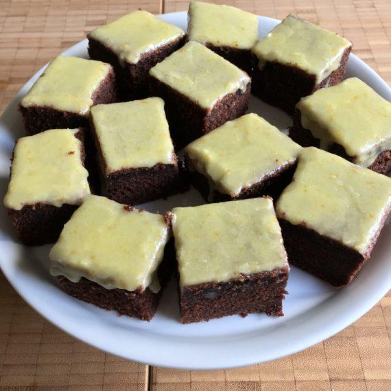orange cake w/ olive oil